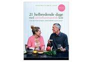 21 helbredende dage med antiinflammatorisk kost BOG Forf. Bruun & Langer
