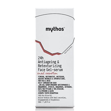 24h Gel-Serum olive snail secretion Mythos