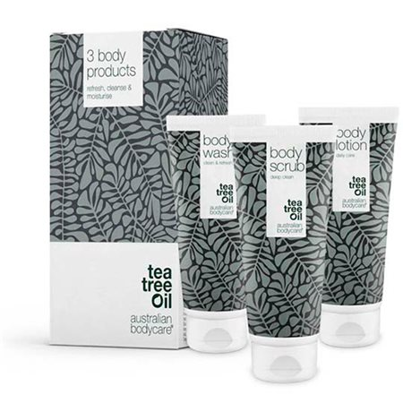 3 Body Products 3x200 ml