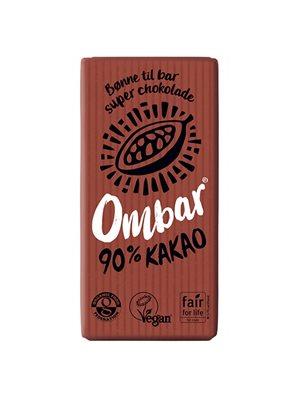 90% chokolade Ombar Ø