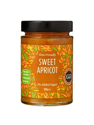 Abrikosmarmelade med stevia Sweet Jam with Stevia
