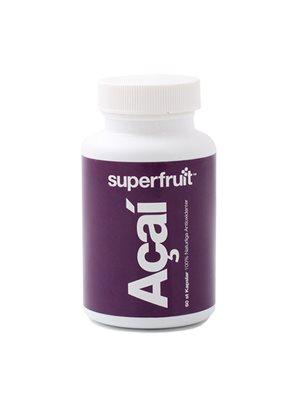 Acai kapsler Superfruit