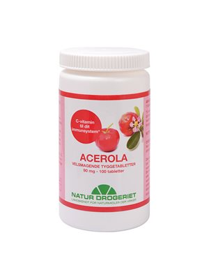 Acerola C vitamin 90 mg