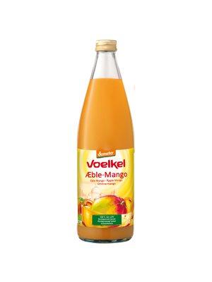 Æble, mangosaft demeter Ø  Voelkel