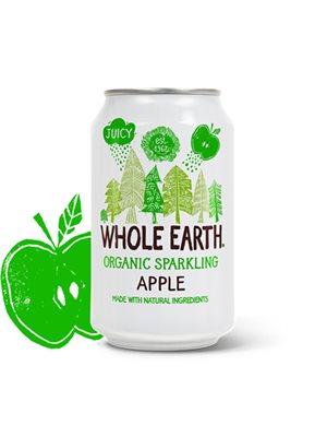 Æble sodavand Ø Whole  Earth