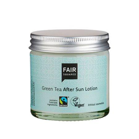 After Sun Lotion Green Tea