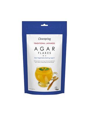 Agar-Agar flager (veg.  geleringsmiddel tang)