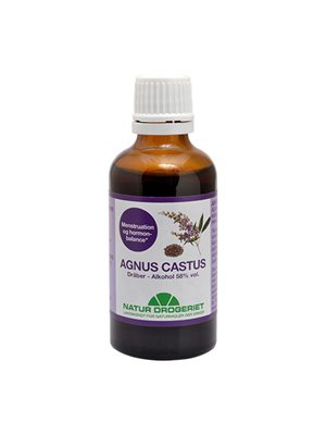 Agnus castus dråber