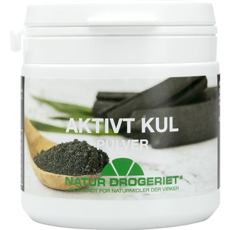 Aktivt kul pulver