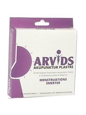 Akupunktur plastre menstrution smerter 15 stk. Arvids