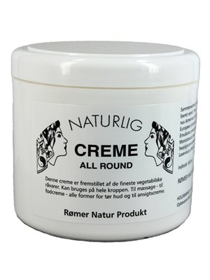 All round creme  universal