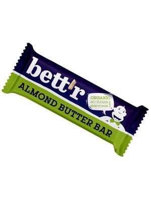 Almond Butter bar - bett'r