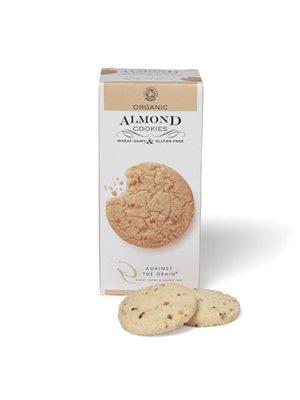 Almond cookies glutenfri Ø