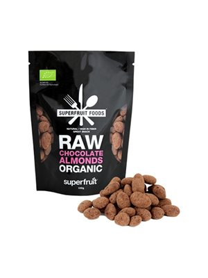 Almonds Raw Chocolate Ø Superfruit