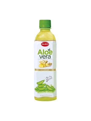 Aloe Vera Ginger