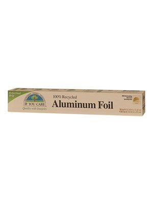 Aluminiumfolie genanvendt 10m x 29cm