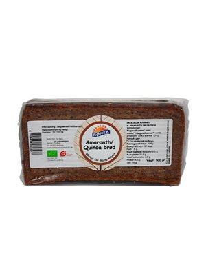Amaranth og quinoa brød Ø