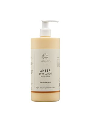 Amber Body Lotion
