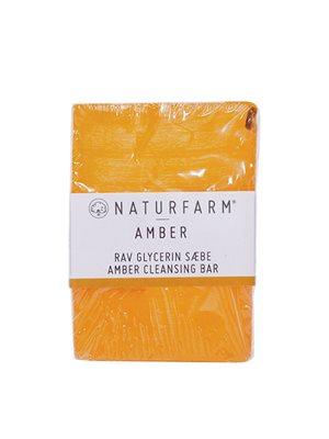 Amber cleansing bar Naturfarm