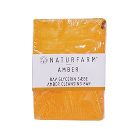 Amber cleansing bar Naturfarm