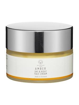 Amber Day & Night Face Cream