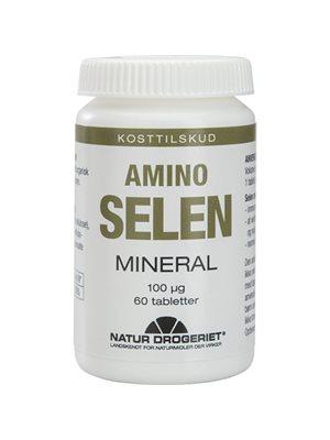 Amino-Selen 100 mcg