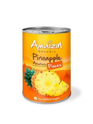 Ananas i stykker Ø
