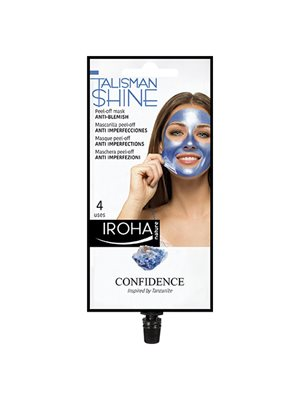 Anti-Blemish Peel-off maske Talisman Shine Confidence