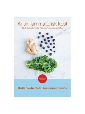 Antiinflammatorisk kost BOG Forfatter: Martin Kreutzer og Anne Larsen