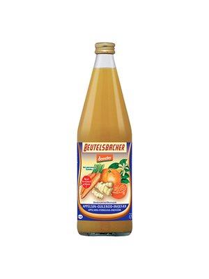 Appelsin-Gulerod-Ingefærsaft Ø