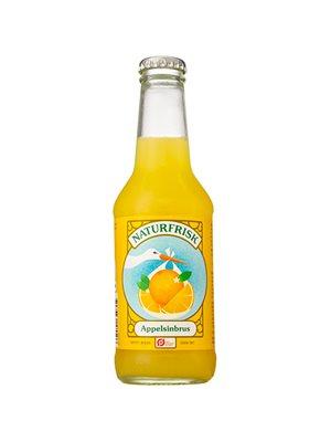 Appelsinbrus, Orange  sodavand Ø