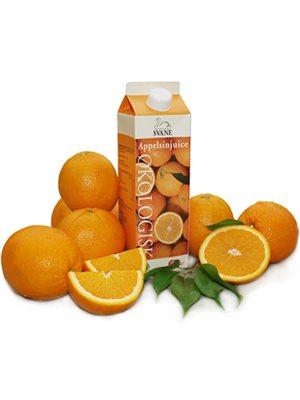 Appelsinjuice Ø