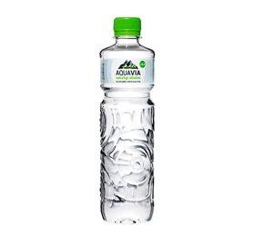AquaVia alkalisk kildevand pH 9,4
