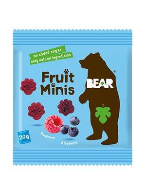 Arctic Paws hindbær & blåbær  Bear