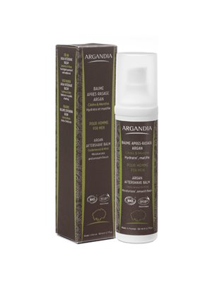 Argan Aftershave Balm Cedar &  Mint ARGANDIA