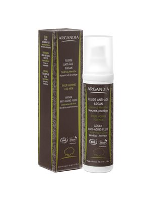 Argan Anti-age Fluid Cedar &  Mint Argandia