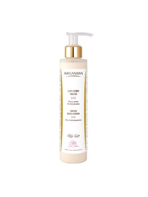 Argan Bodylotion Rose ARGANDIA