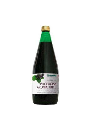 Aronia saft u. tilsat sukker Ø