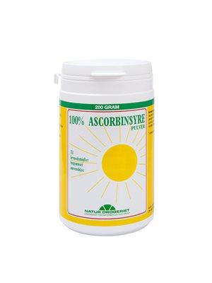 Ascorbinsyrepulver