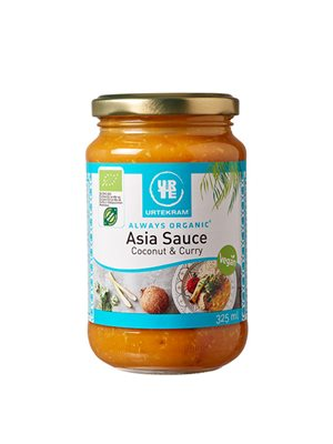 Asia sauce kokos & karry Ø