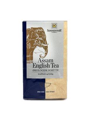 Assam English te Ø