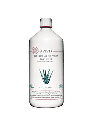 AVIVIR Aloe Vera Drikke Nat.