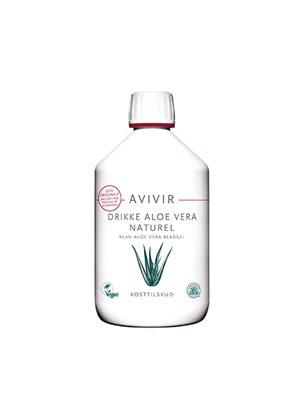 AVIVIR Aloe Vera Drikke Ø Nat.