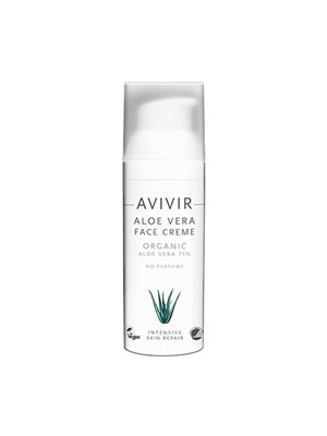 AVIVIR Aloe Vera Face Creme75%