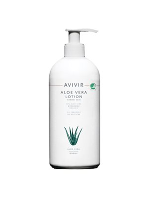AVIVIR Aloe Vera Lotion 90% m. pumpe
