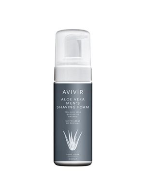 AVIVIR Aloe Vera Men's Shaving Foam 70%