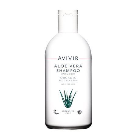 AVIVIR Aloe Vera Shampoo 50%