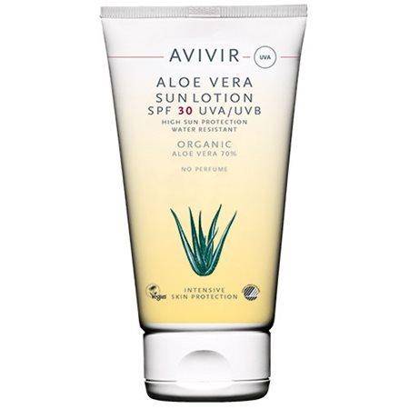 AVIVIR Aloe Vera Sun Lotion SPF 30 70%