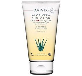 AVIVIR Aloe Vera Sun Lotion  SPF 30