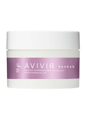 AVIVIR Baobab Creme myrtle Pampering All Body